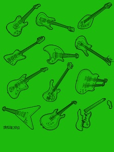 12Guitars_TShirt_K