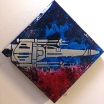 X-Wing: 6x6 inches, $70.